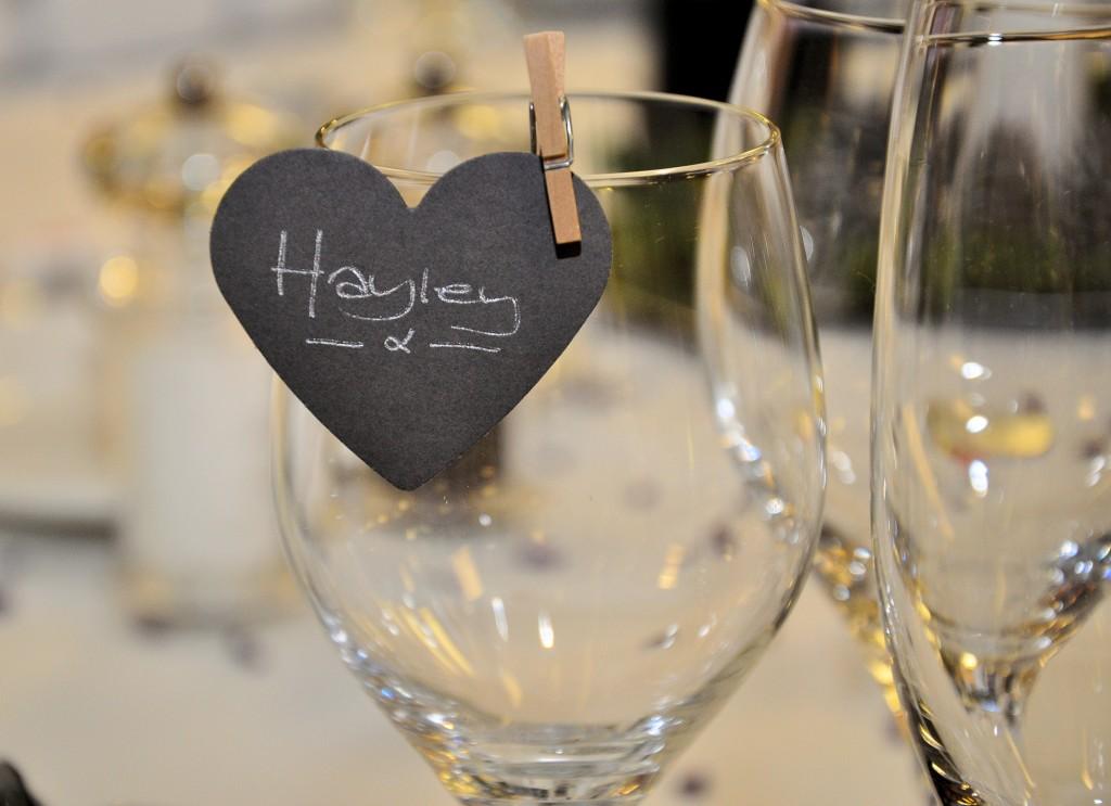 Hayley's Wine Glass