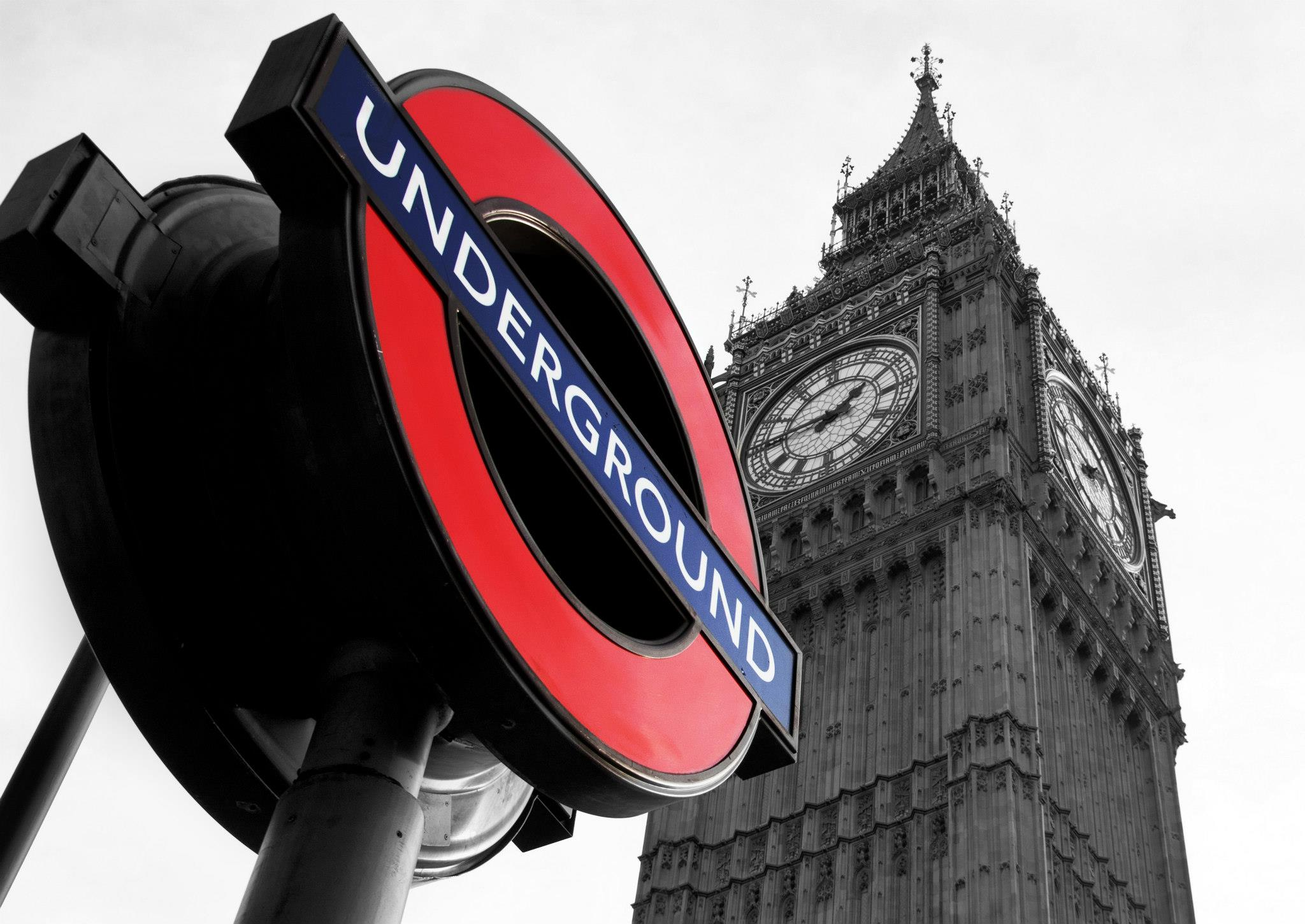 London Underground & Big Ben